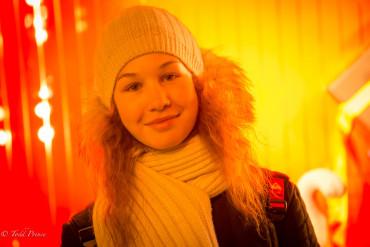 Kristina: Judo Student