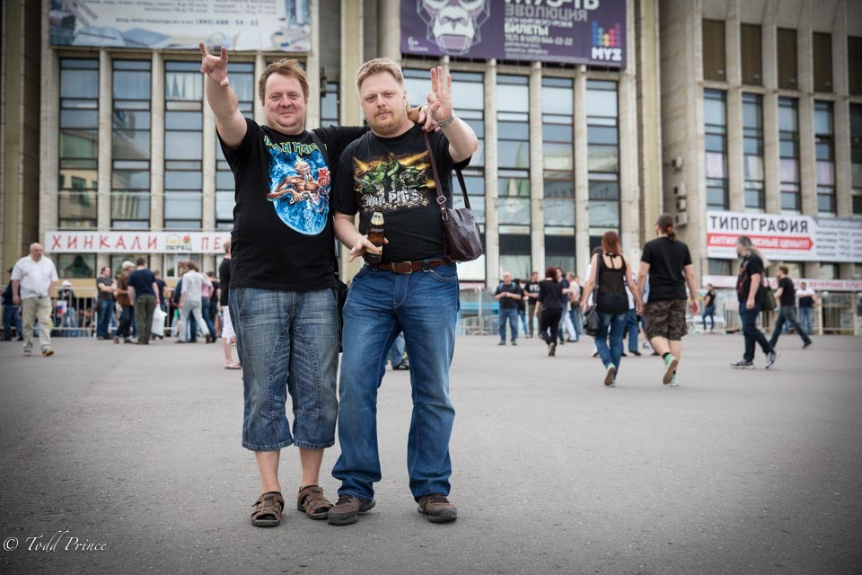 Brothers & Ozzy Fans