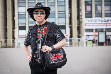 Ex-Police Officer….And Ozzy Fan
