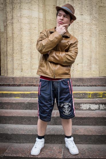 Yaroslavl: St. Petersburg Fashionista