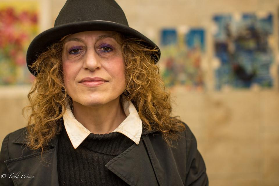 Margarita: Moscow Artist from Baku