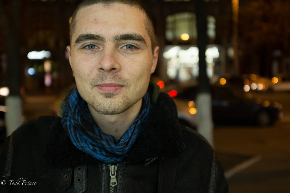 Nikita: Voronezh Street Musician