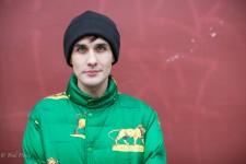 Alex- Moscow Skateboardist