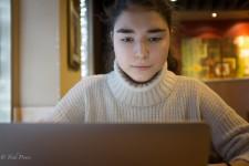 Anfisa- Teenage Blogger