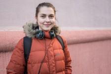 Anna- English Major, Rock Lover