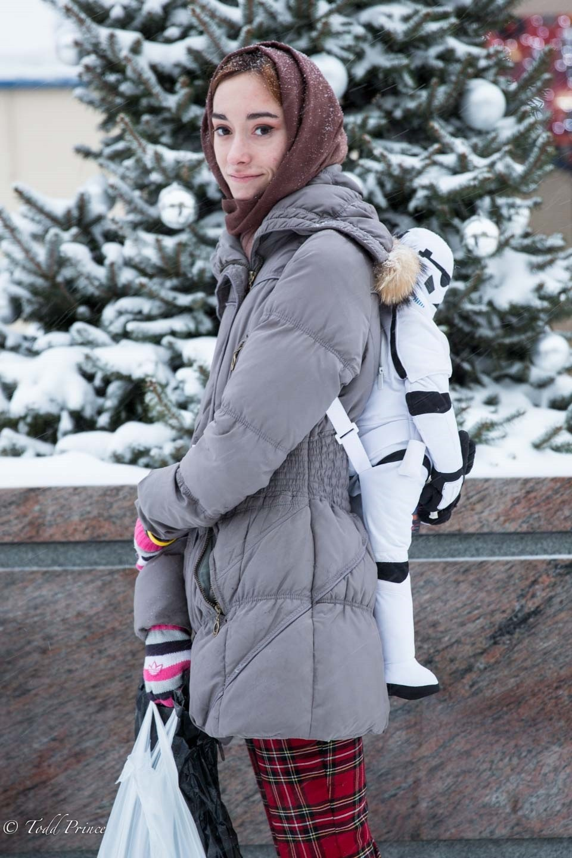 Arina: Star Wars Fan