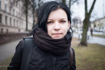 Christina: Belarus English Student & Musician