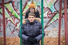 Dima & Liza- Voronezh Highschool Students