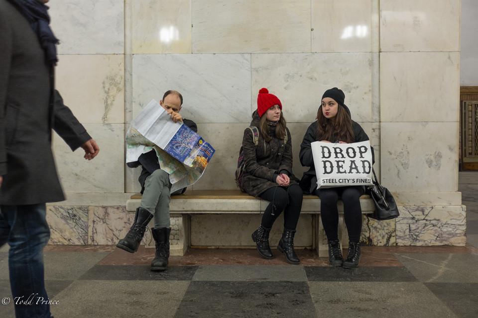 Drop Dead Russian Girls