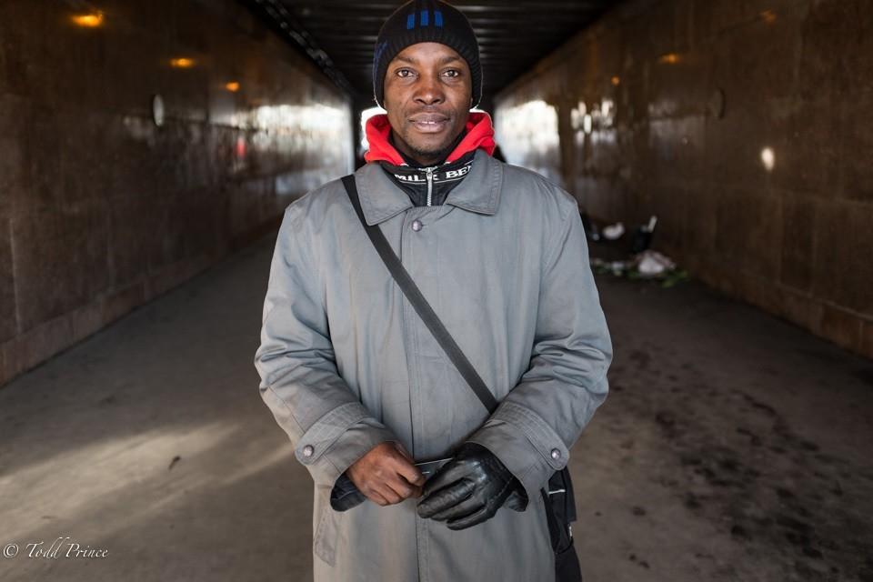 Eduardo: Migrant from Ghana