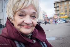 Evgeniya- Retired St. Petersburg Pensioner
