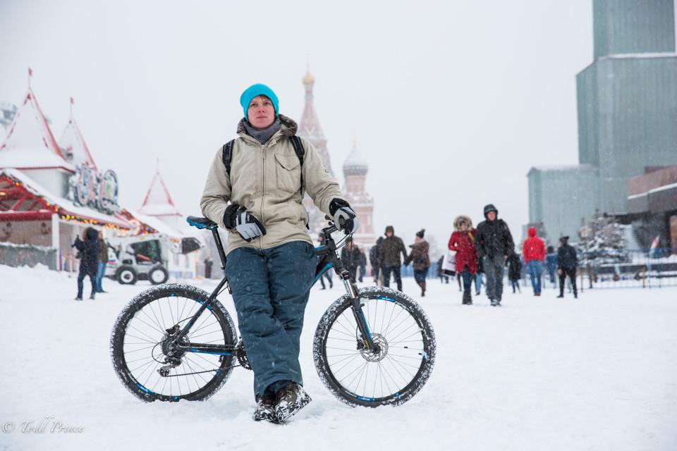 Igor: Snow Bike Rider