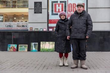 Inga: Voronezh Street Artist