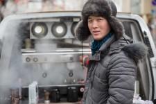 Kyrgyz Coffe Maker Who Found Islam