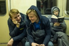 Moscow Metro Moment