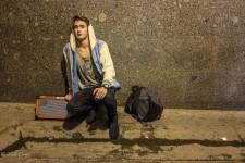Nikita- Street Musician