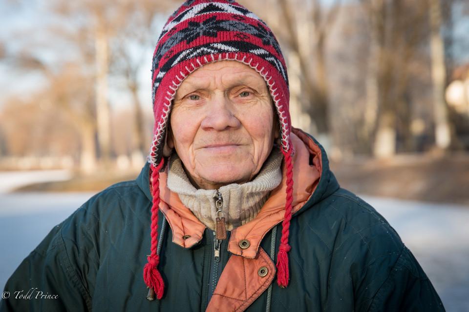 Nikolai: Retired Machinery Worker