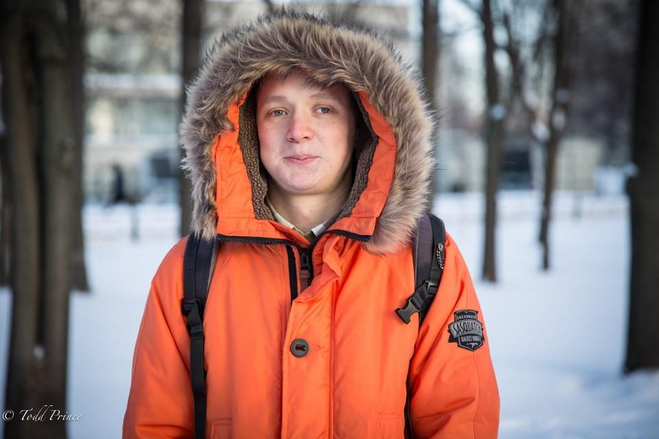 Ruslan: Geology Student & Rockabilly Dancer