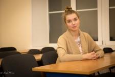 Sasha- Economics Student from Siberia