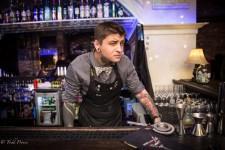 Sergei- Voronezh Bartender, Tattoo Lover