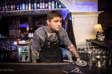 Sergei: Voronezh Bartender, Tattoo Lover