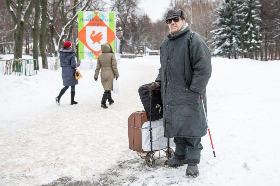 Stanislav: Seeing-Impaired Street Musician (2)