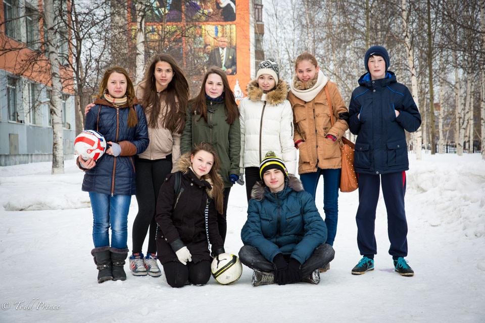 Surgut: Siberian Oil Town