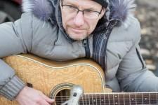 Victor- Singing for Ukrainian Church