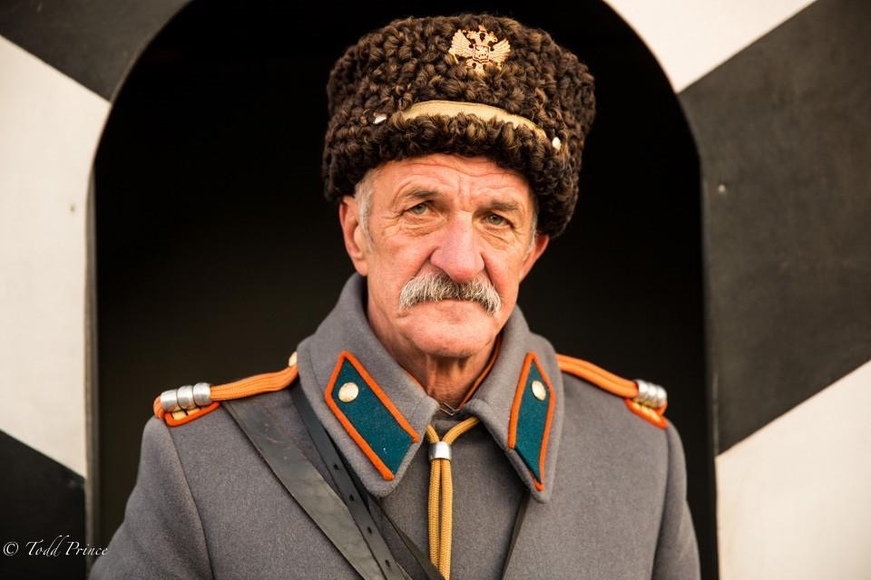 Vladimir: Old-Fashioned Police Officer