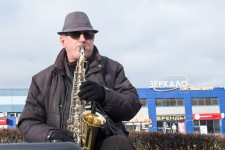 Vladimir- Retired Belarus Musician