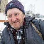 A retired electrician on Sakhalin