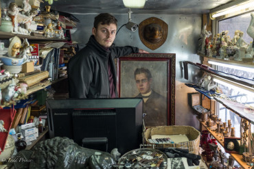 Alexei: Moscow Antique Seller