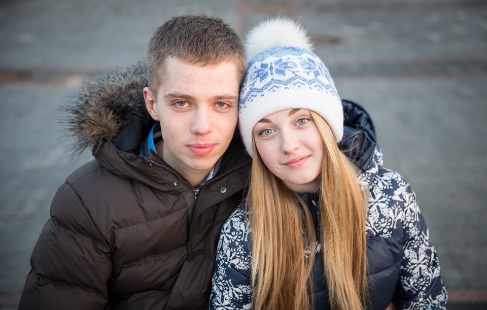 Timofei & Dasha: Vladivostok Teenagers