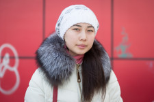 Maria from Sakhalin