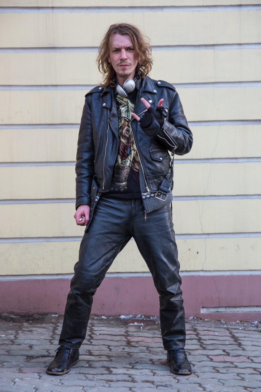 Nikita: Heavy Metal Lover, Folk Musician