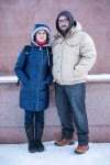 Lyudmila and Pavel have been on Sakhalin for 7 months.
