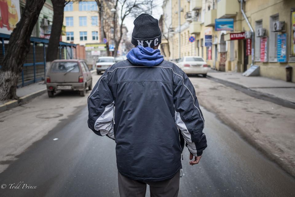 Rostov Drug Addict
