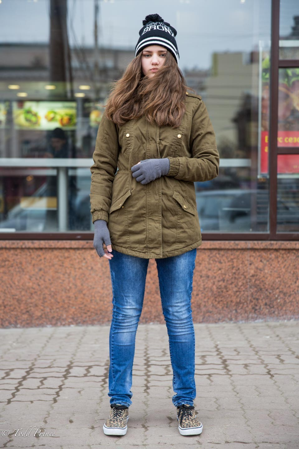 Katya: Teenager from Rostov