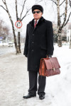 Ruslan, a career oilman, has been living on Sakhalin since 1969.