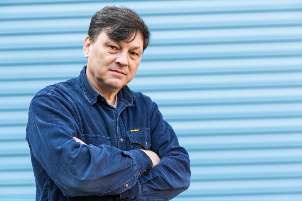 Sergei: Vladivostok Journalist