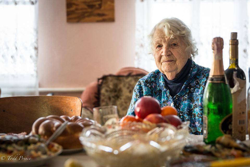 Ukraine: Tale of Family Love