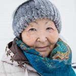 Minato said her grandmother fled into the Taiga to escape a disease killing whole villages.