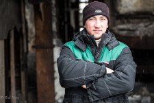 Vasya says blue collar work isn't considered prestigious.