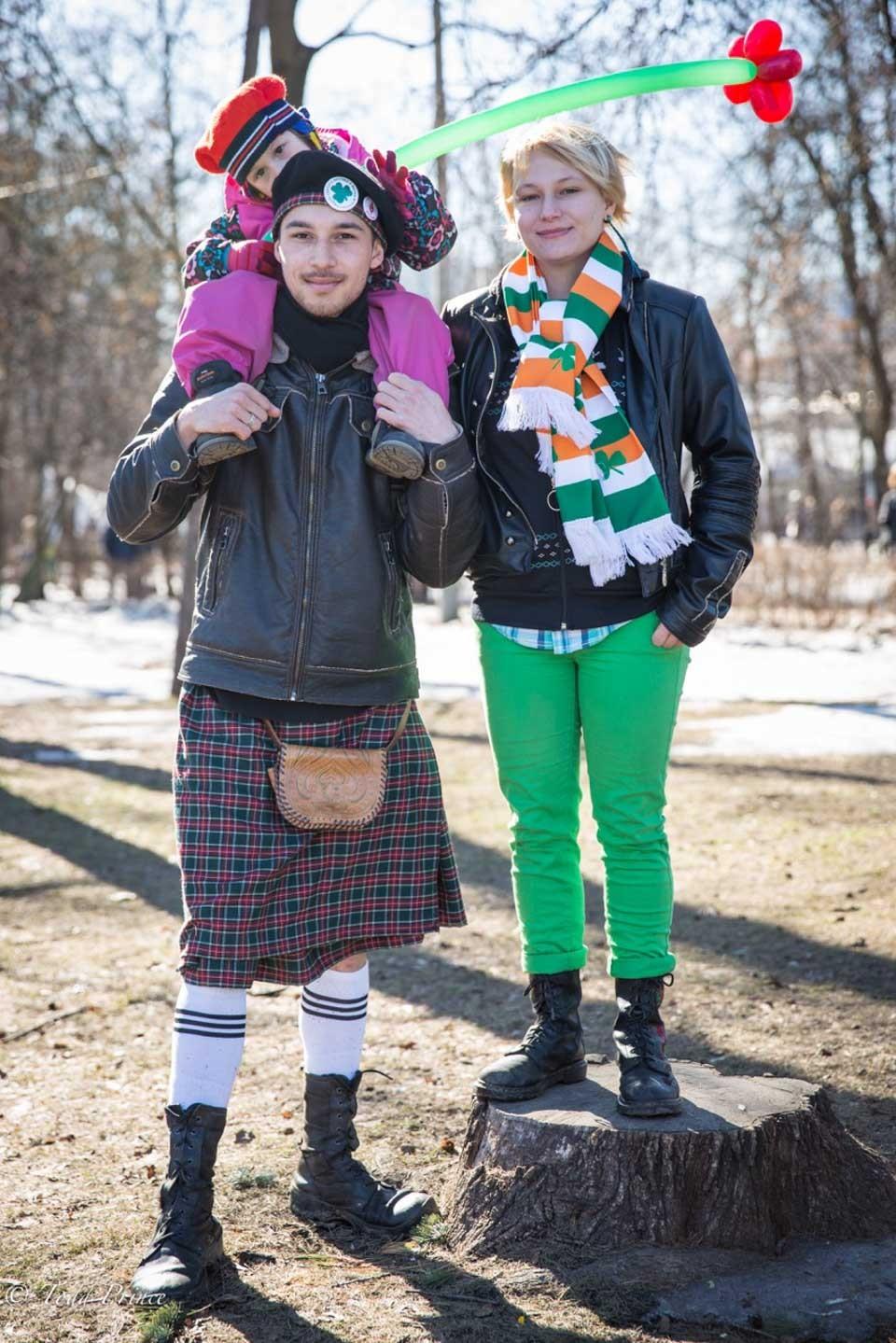 Danil & Alexandra: Historical Reenactment Fans