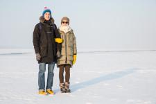Dima and Sveta met on New Year's Eve 2014