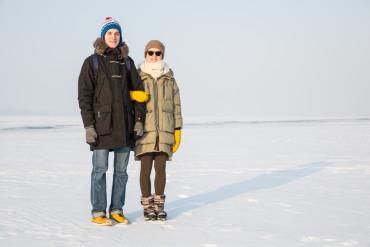 Dima & Sveta: New Year's Love