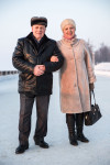 Mikhail and Elena have been married for 45 years.