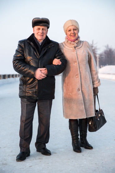 Elena & Mikhail: 45 Years Together