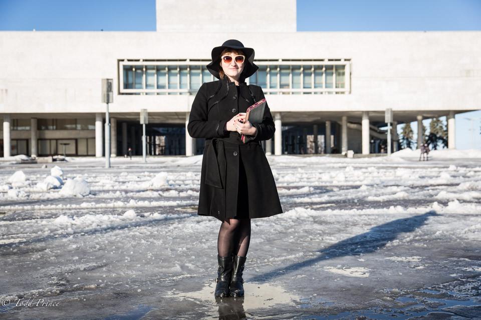 Emilia: Ulyanovsk University Student