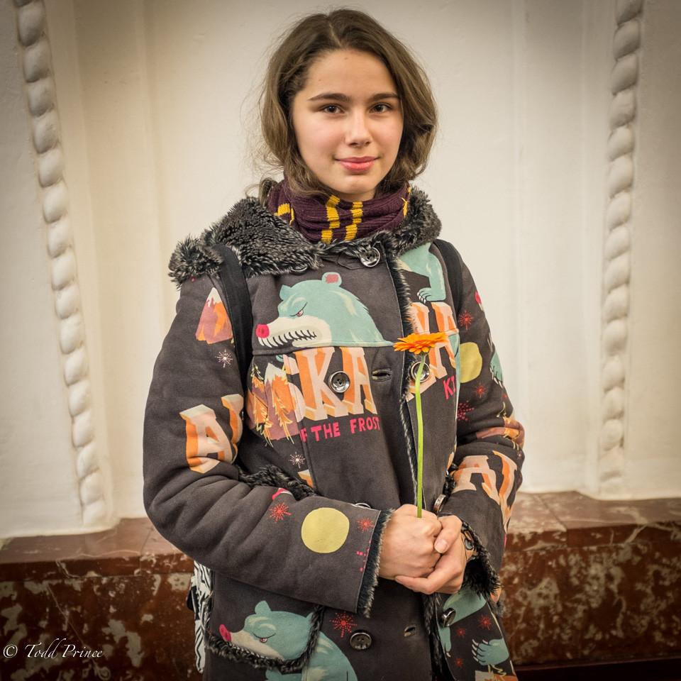 Katya: Future Surgical Pathologist
